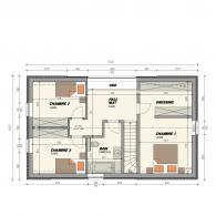 Biostyle 4 Plan-étage