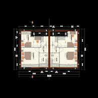 AP 14 Plan étage