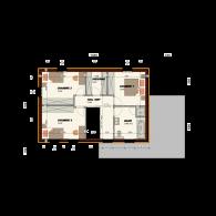 AP 12 Plan étage