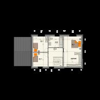 Biostyle 02 Plan étage