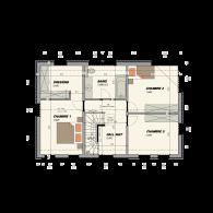Biostyle 03 Plan étage