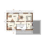 AP 184 Plan étage