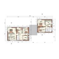 AP 98 Plan étage