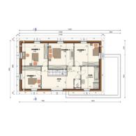 AP 168 Plan étage