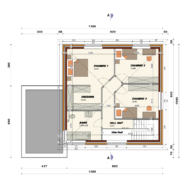 AP 302 Plan étage