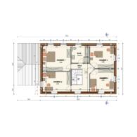 AP 128 Plan étage