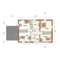 AP 138 Plan étage