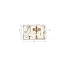 AP 198 Plan étage
