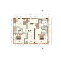 AP 102 Plan étage