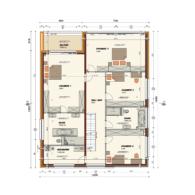 AP 240 Plan étage
