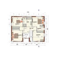 AP 82 Plan étage