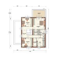 AP 258 Plan étage
