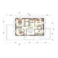 REF 234 plan étage