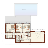 AP 116 Plan étage