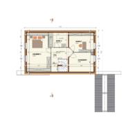 AP 204 Plan étage