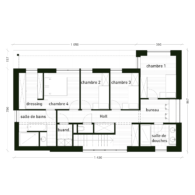 New Line 1 - Plan étage