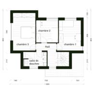 New Line 4 - Plan étage